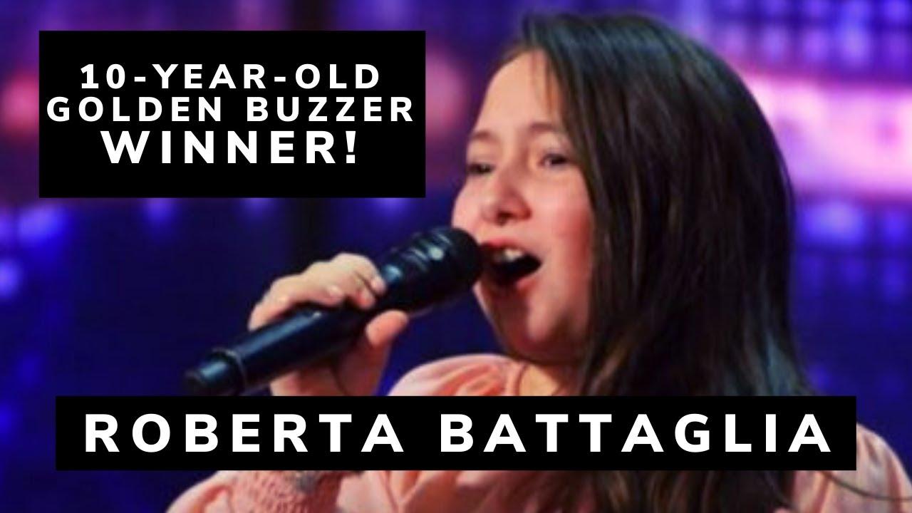 Roberta Battaglia: America's Got Talent Contestant!