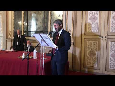 Il Presidente Fico interviene al convegno 'Verso la conferenza nazionale per la salute mentale'