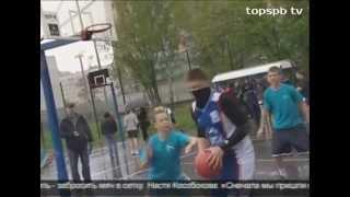 Президентские спортивные игры (уличный баскетбол)
