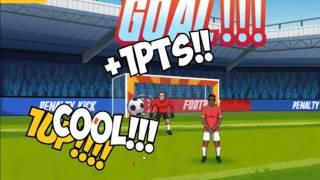 Penalty Kick - Game Html5 Walkthrough  Kiz10