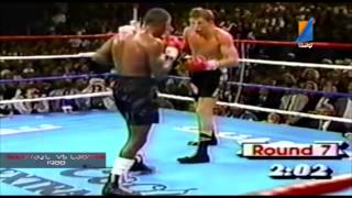 K O ep 29 Sugar Ray Leonard VS Donny Lalonde TUNISNA TV