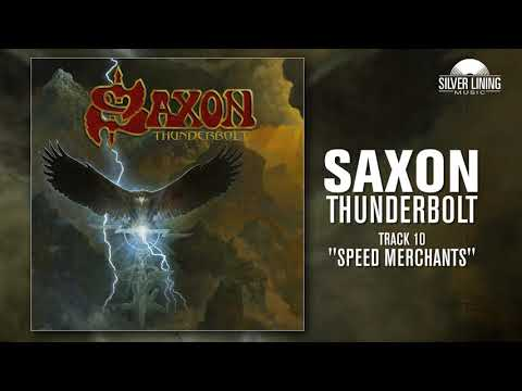 Saxon - Speed Merchants (Official Track)