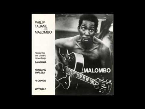 Philip Tabane & Malombo - Malombo (1988)