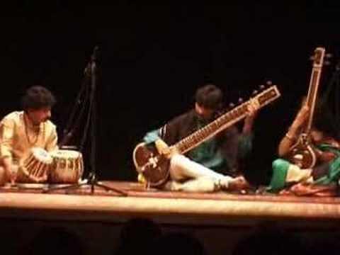 Indrajit Banerjee: Sitar - Bhairavi Dhun