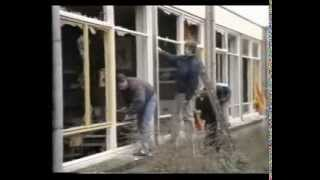 Vuurwerkbom Glanerbrug, NOS Journaal 01-01-1992