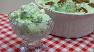 Watergate Salad ~ Retro Recipe ~  Noreen's Kitchen