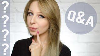 Q&A: inspiracje, początki na YT, fotografia, nauka makijażu, ciąża