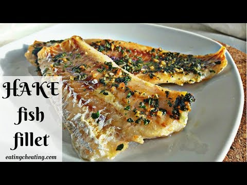 Oven Baked Fish Fillet | Hake Fillet Recipe