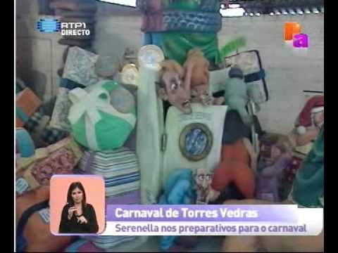 Reportagem - Carnaval de Torres Vedras - Praça da ...