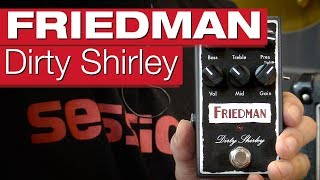 Friedman Dirty Shirley (Yes, dirty you are!)