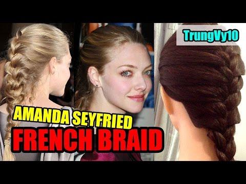 Hướng dẫn thắt bím tóc đuôi tôm kiểu Pháp