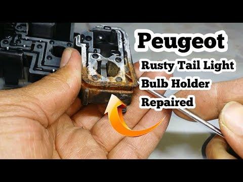How To Repair Peugeot 307 Faulty Indicator.