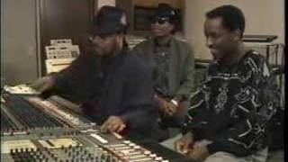 Jimmy Jam & Terry Lewis In Studio w/ Donnie Simpson