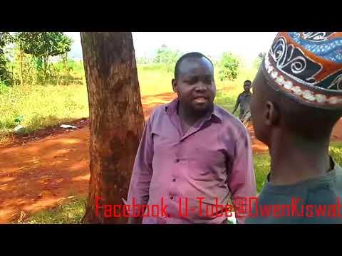 Kiswabanga Electricity lusoga skit#2018graceous cave media jinja@0700356809  mp4