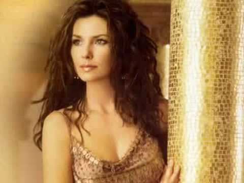 Shania Twain  Black Eyes Blue Tears Lyrics