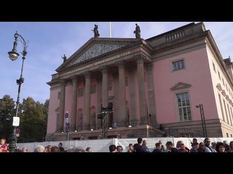 """""""Staatsoper für alle"""" - 11. Konzert auf dem Bebelplatz 2017"""