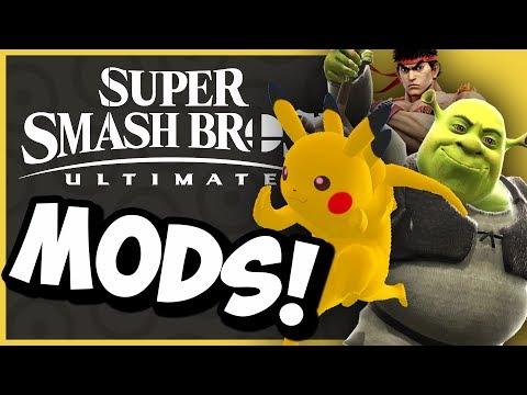 Super Smash Bros. Ultimate MODS & HACKS! - Aurum