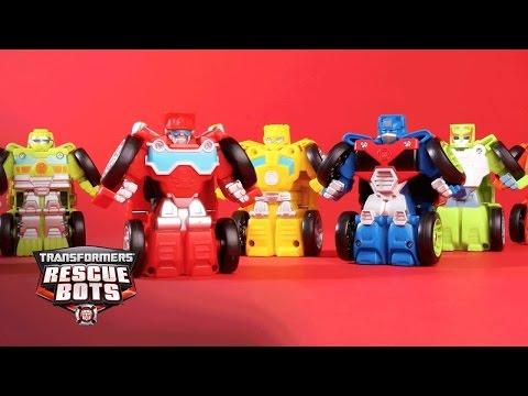 Transformers: Rescue Bots - 'Roll To The Rescue' Digital Original
