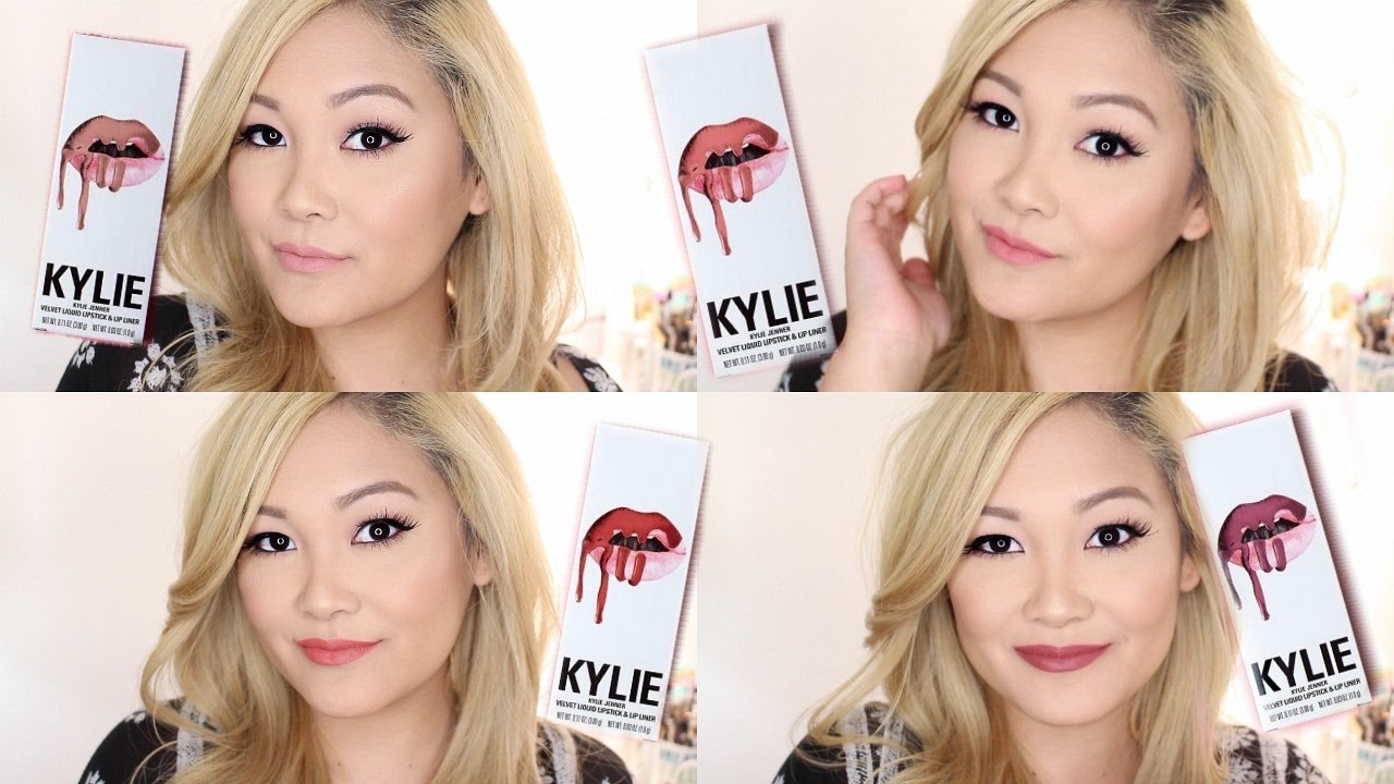 The Holiday Lip Trio by Kylie Cosmetics #20