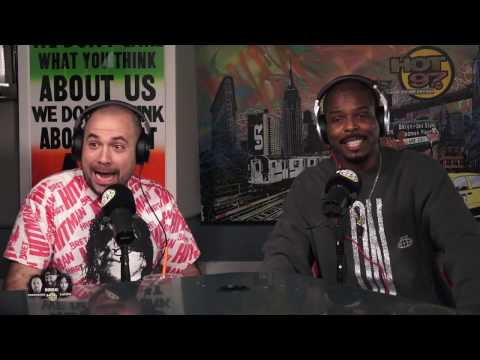 MUST WATCH: Tracey Mills Debates Who's The Greatest Rapper with Ebro In The Morning | Part 2