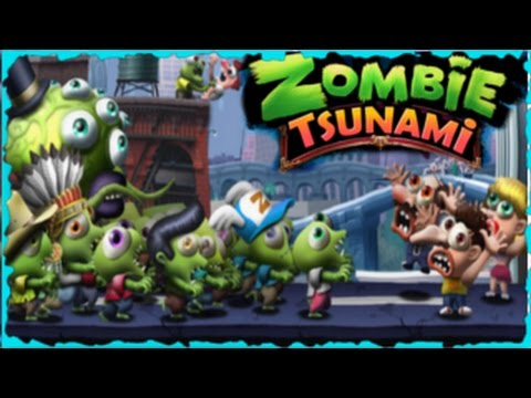 Zombie Tsunami Mobile Gameplay 5 Youtube