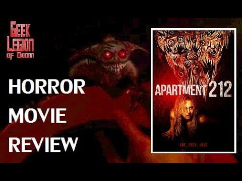 Apartment 212 2017 Penelope Mitchell Aka Gnaw Horror Movie Review