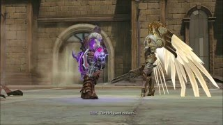 darksiders 2 deathinitive edition part 43 (nightmare mode) the demon lord belial DLC
