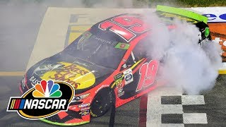 NASCAR Cup Series Federated Auto Parts 400 | EXTENDED HIGHLIGHTS | 9/21/19 | Motorsports on NBC