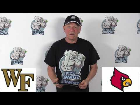 Louisville vs Wake Forest 2/5/20 Free College Basketball Pick and Prediction CBB Betting Tips