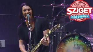 Placebo Live - Infra Red @ Sziget 2014