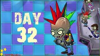 Plants vs Zombies 2 - Neon Mixtape Tour - Day 32 [Zombot Multi-stage Masher] No Premium