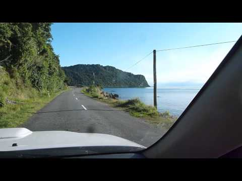 Road to Jackson Bay, West Coast New Zealand
