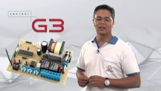 Garen Portões Automáticos - Central G3