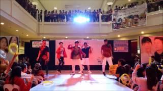 150523 UNIQ (유니크) - EOEO XITE dance cover @ XNFD 3D