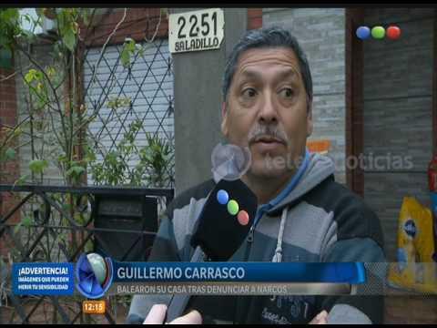 Temerario ataque narco en Ingeniero Budge - Telefe Noticias