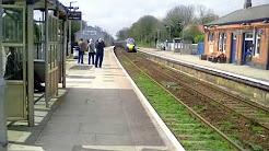 802001-802002 (,a 10 car) at Camborne (19-04-18)