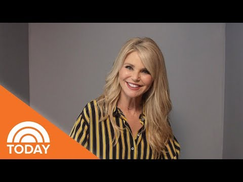 Why Christie Brinkley Embraces Her Age: 'Consider The Alternative'  TODAY