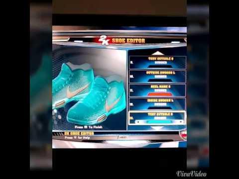 pretty nice bec2c 6a8b0 HOW TO MAKE KOBE 10 ON NBA 2K14!