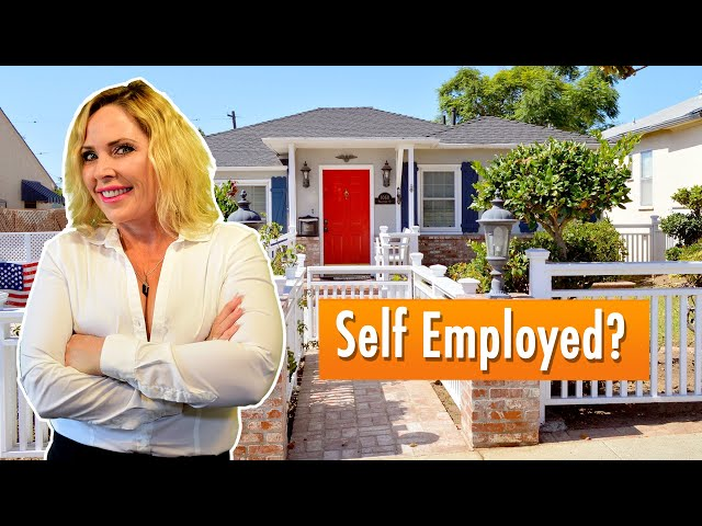 How to Qualify for a home loan when you are Self Employed |  Schedule C Wage Earner