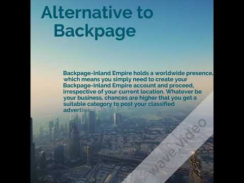 Backpage Inland Empire