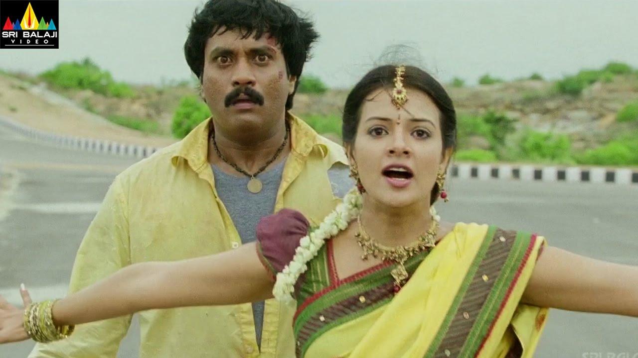 Maryada Ramanna Telugu Movie Part 10 11 Sunil Saloni Sri Balaji Video
