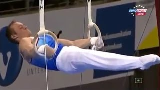 MY TOP 7 FAVORITE GYMNASTS ON RINGS - Gymnastics Sports Olympics Still Rings