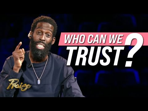 WATCH: Tye Tribbett Shares his Reaction to George Floyd's Death