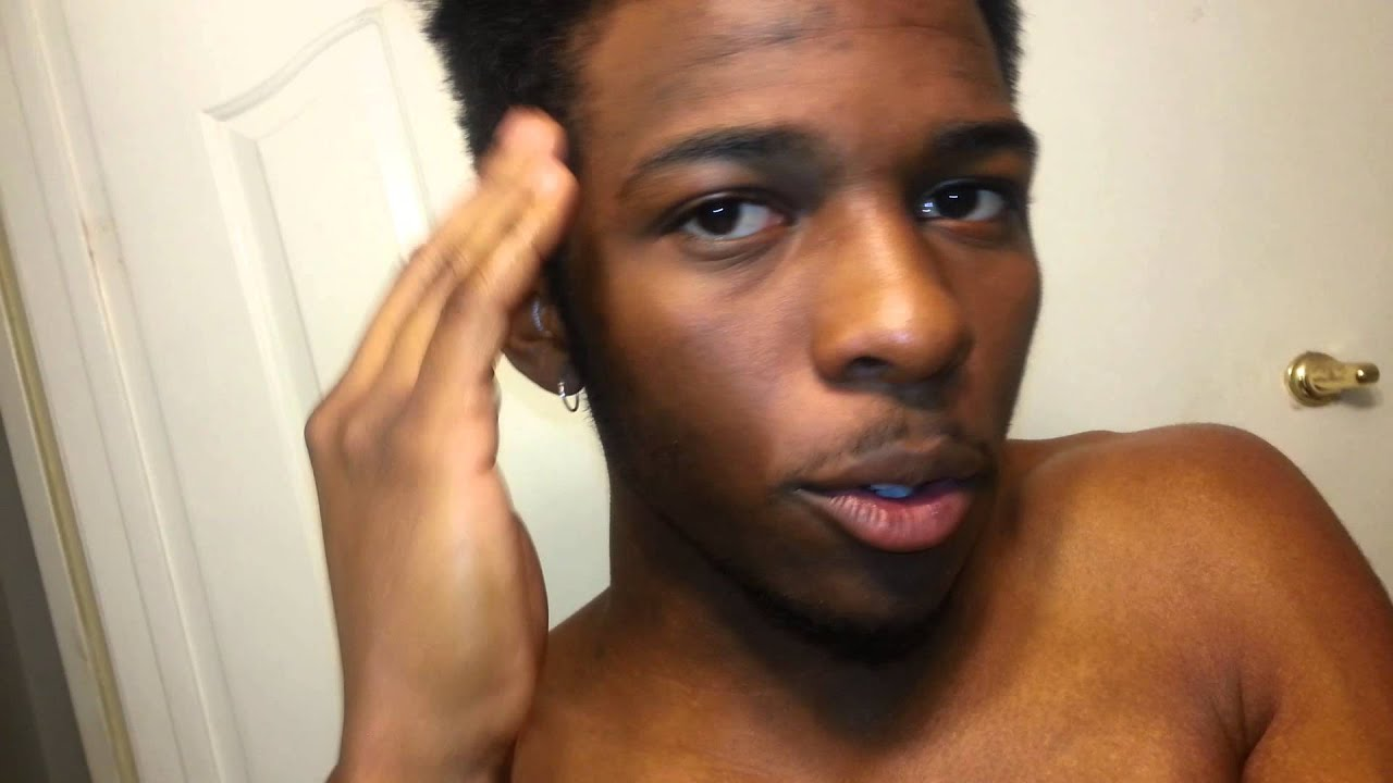 hightop fade braidout walkthrough youtube