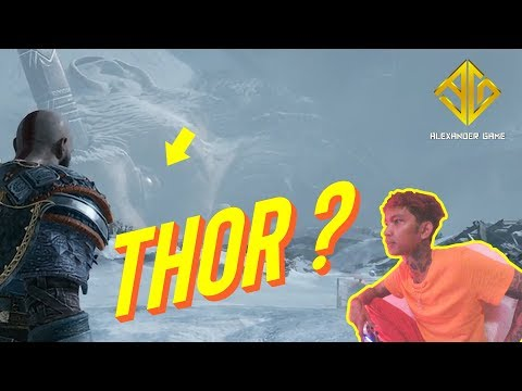BERPETUALANG DI DALAM PALU BESAR! (God Of War 4 Gameplay Indonesia-Part.14) l #AlexanderGame Eps.15