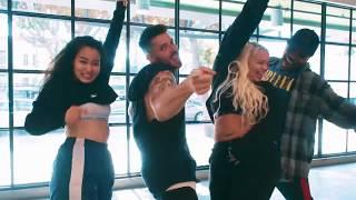 Toxic Britney Spears Dance Routine   Trisha Paytas Cedric Botelho