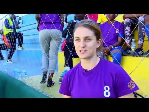 المرأة الموريتانية تدخل عالم الرياضة رغم العقبات