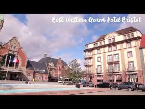 Colmar im Elsass - BEST WESTERN Grand Hôtel Bristol Colmar