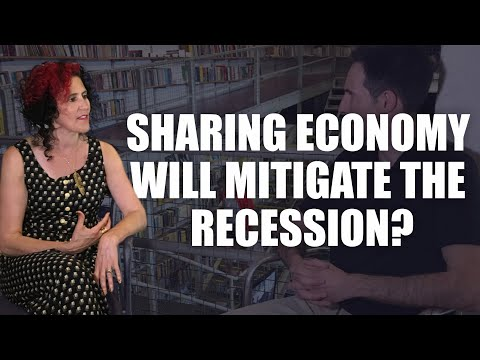 Sharing Economy: Will It Mitigate Effects Of Future Global Recession? | Via News Interview 050