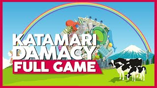 Katamari Damacy | Full Gameplay/Playthrough | PS2 | No Commentary